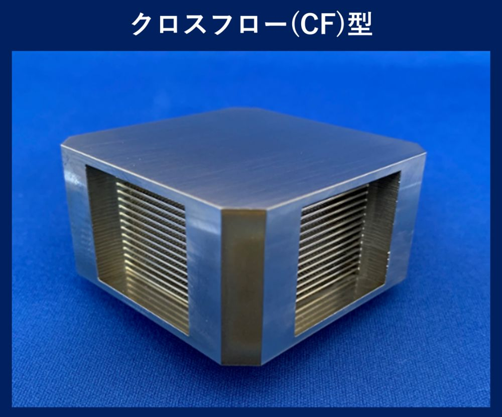 『WEL-Cool HeatExchanger』CF型